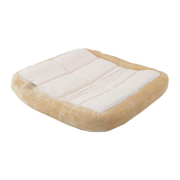 HOME COORDY HEAT ついた毛が取れやすいペットベッド 商品画像 (1)