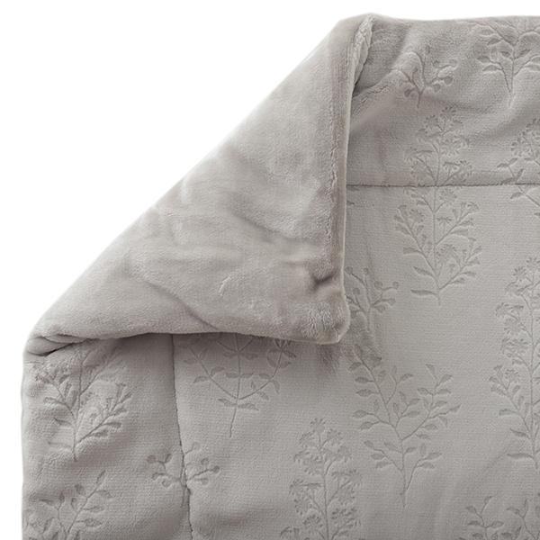 HOME COORDY HEAT わた入り2枚合わせ毛布 シングル 商品画像 (1)