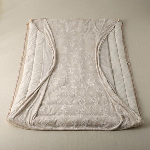 HOME COORDY HEAT 掛けふとんカバー シングルロング 商品画像 (1)
