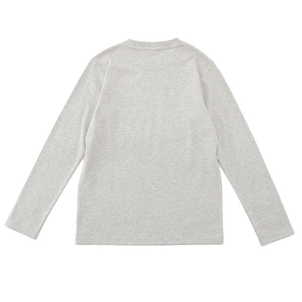 オーガニックコットン クルーネック無地Tシャツ 商品画像 (0)