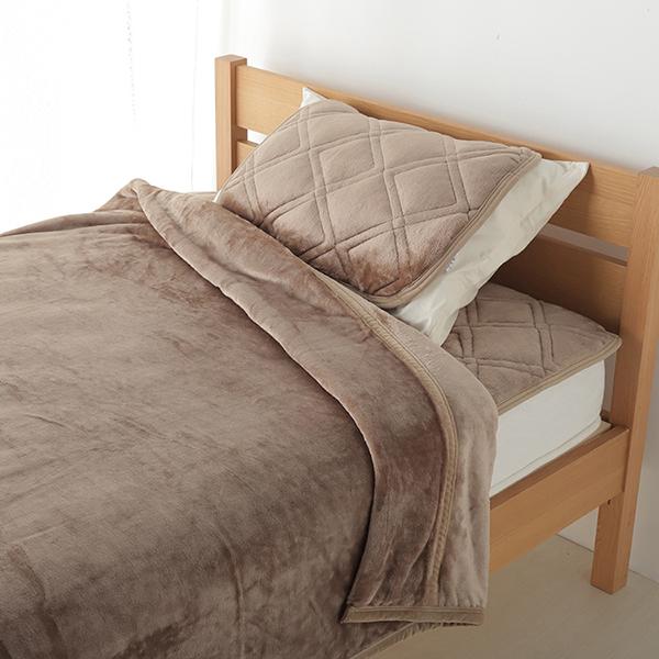 HOME COORDY HEAT まくらパッド 35×50cm・43×63cm兼用 商品画像 (0)