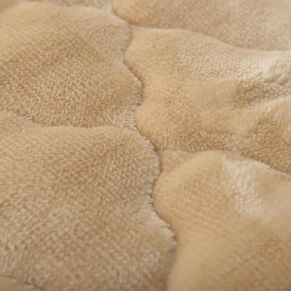 HOME COORDY HEAT 敷パッド シングル 商品画像 (3)