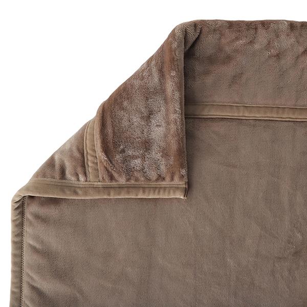 HOME COORDY HEAT わた入り2枚合わせ毛布 シングル 商品画像 (2)