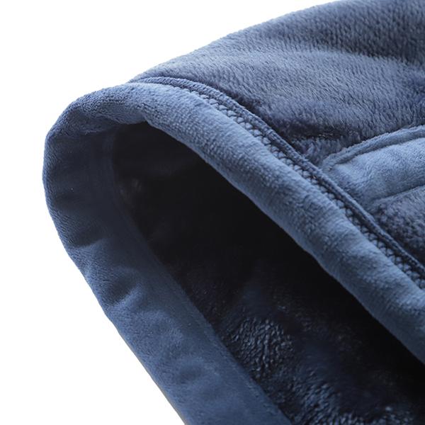 HOME COORDY HEAT わた入り2枚合わせ毛布 シングル 商品画像 (3)