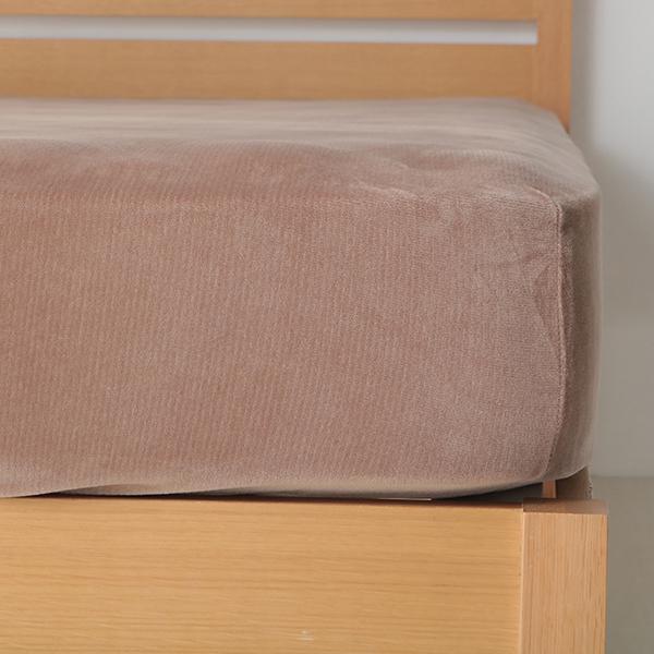 HOME COORDY HEAT 敷ふとん&マットレス兼用シーツ 商品画像 (1)
