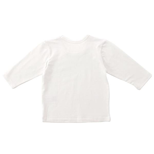 オーガニックコットンブレンド ベア天竺長袖Tシャツ 2枚よりどり本体価格1280円 商品画像 (0)