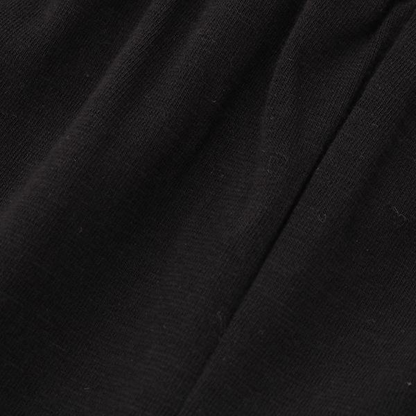 オーガニックコットンブレンド ベア天竺レギンス 2枚よりどり本体価格1280円 商品画像 (1)