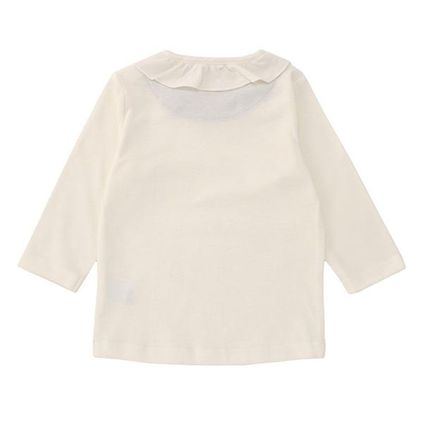 オーガニックコットンブレンド オーガニックコットンスムース長袖丸首シャツ 2枚よりどり本体価格1280円 商品画像 (0)