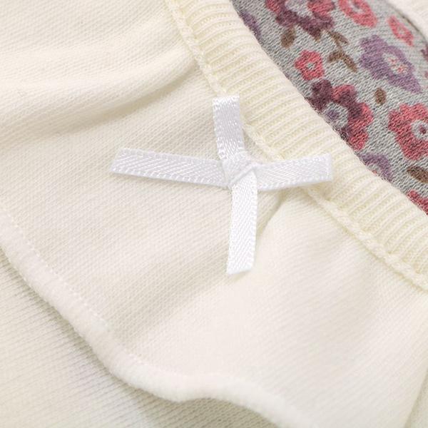 オーガニックコットンブレンド オーガニックコットンスムース長袖丸首シャツ 2枚よりどり本体価格1280円 商品画像 (1)