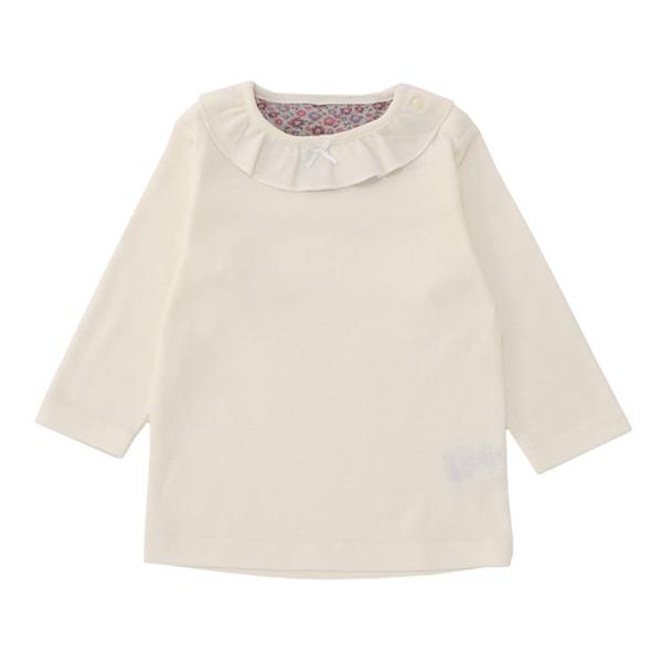 オーガニックコットンブレンド オーガニックコットンスムース長袖丸首シャツ 2枚よりどり本体価格1280円 商品画像 (メイン)