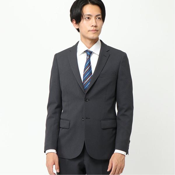 スーツ スリムノータック マジ楽軽量