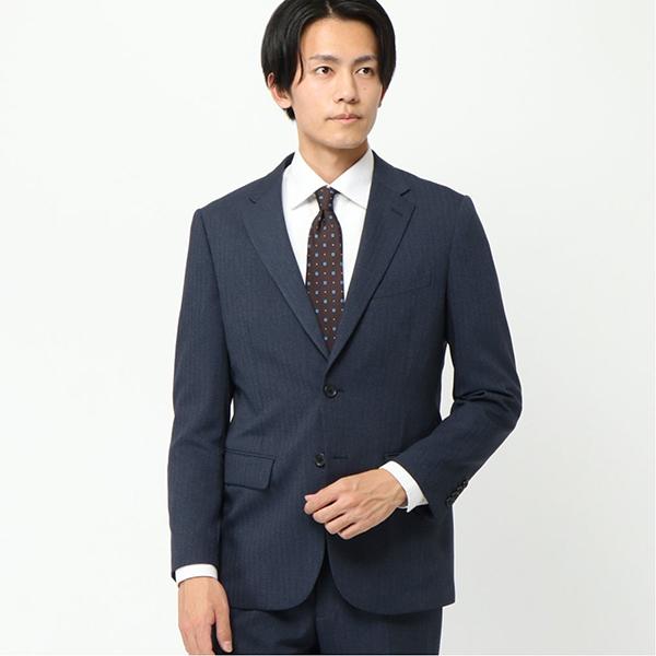 スーツ レギュラーノータック マジ楽トラベル