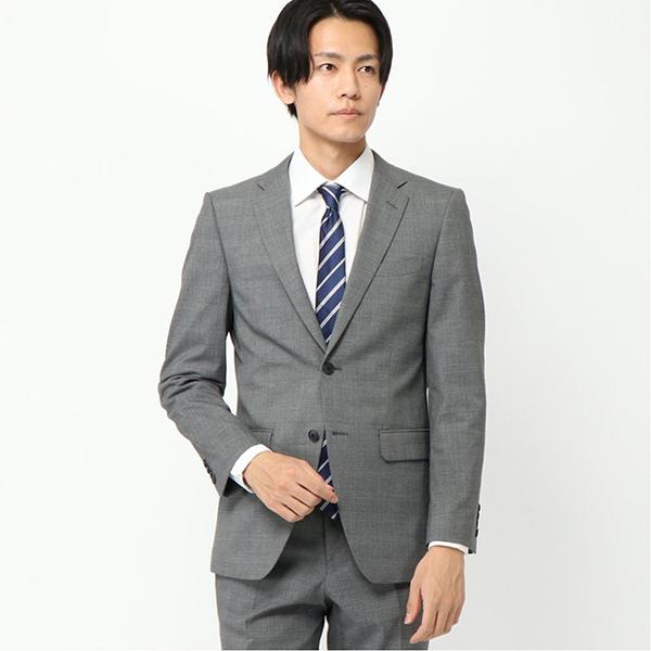 マジ楽スーツ スリムーノータック