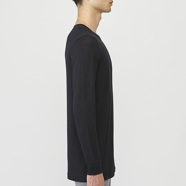 セリアント 9分袖クルーネックインナー 商品画像 (3)