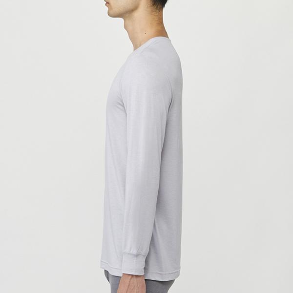 セリアント 9分袖クルーネックインナー 商品画像 (2)