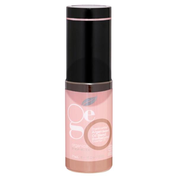 geo organics ピュアオイル アルガンブレンド ローズの香り 商品画像 (0)