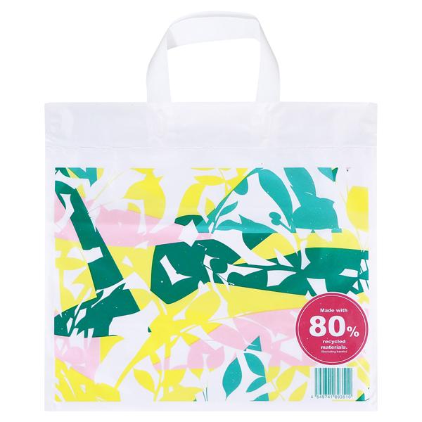 リサイクル原料を使った買い物袋 M (d)