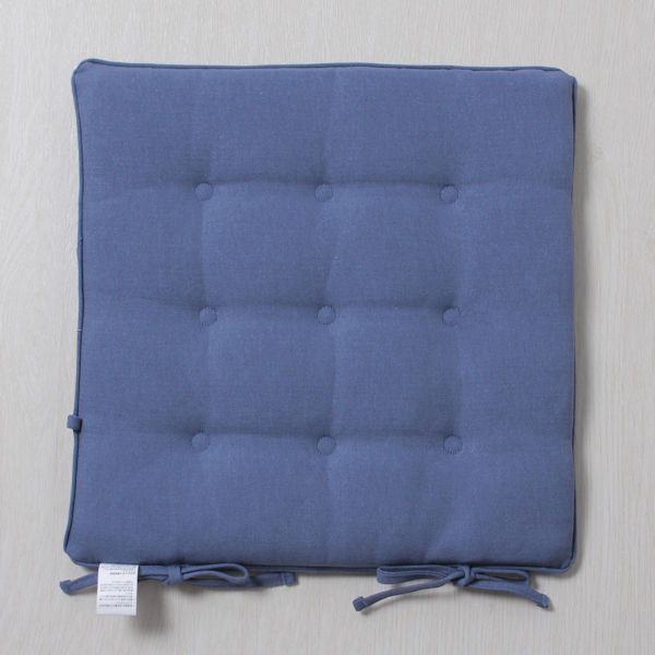 HOME COORDY シートクッション 40×40cm 商品画像 (1)