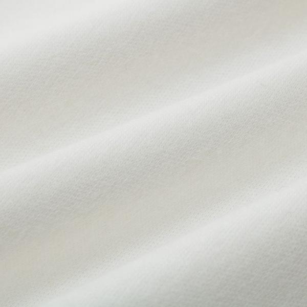 オーガニックコットン ハイネックTシャツ 商品画像 (1)