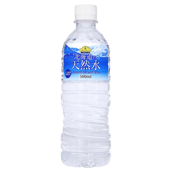 北海道の天然水 -イオンのプライベートブランド TOPVALU(トップバリュ ...