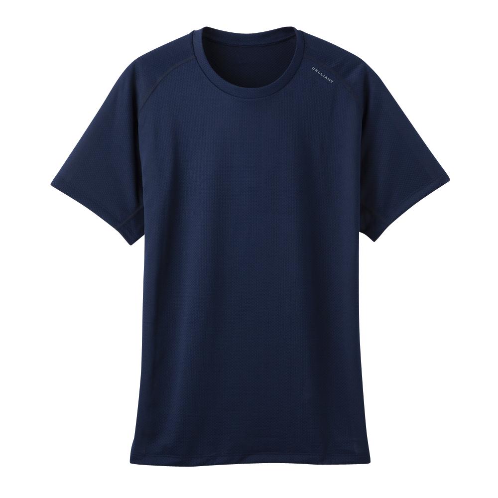 BODY SWITCH セリアント 半袖クルーネックTシャツ