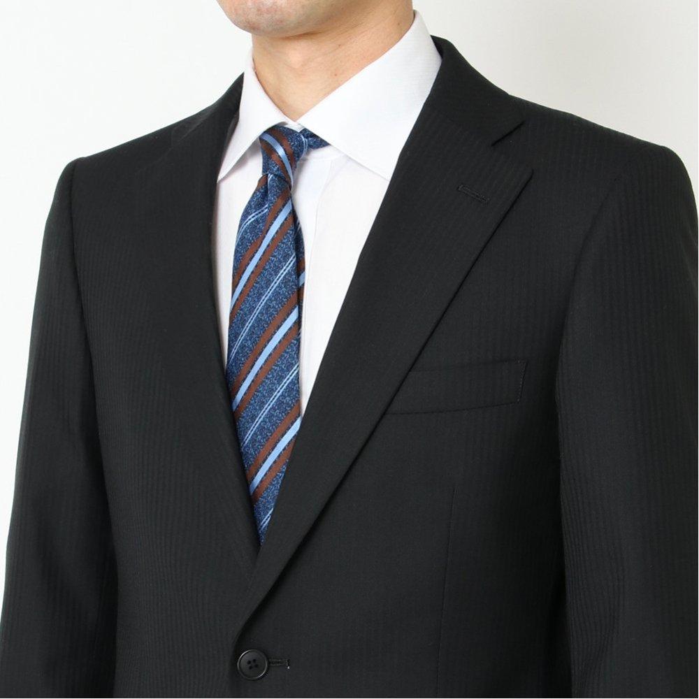 スーツ レギュラー ノータック 防しわ 伸縮 商品画像 (1)