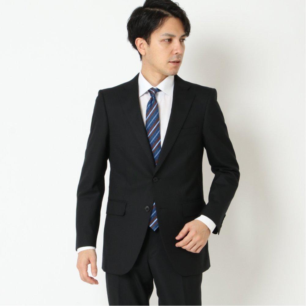 スーツ レギュラー ノータック 防しわ 伸縮 商品画像 (メイン)