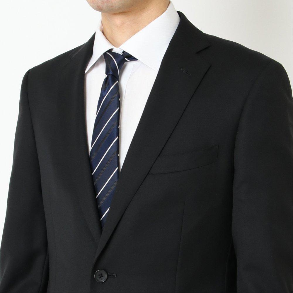 就活スーツ ウール100% ストレッチ 商品画像 (1)