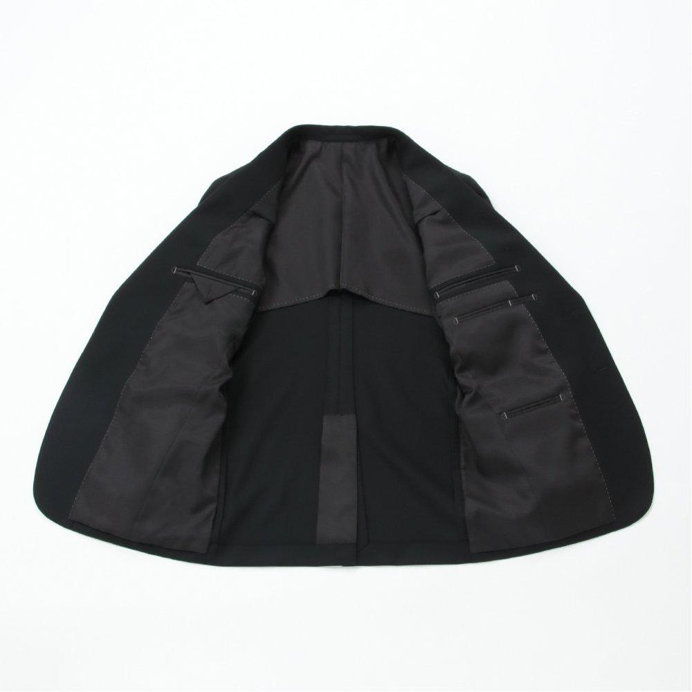 就活スーツ ウール100% ストレッチ 商品画像 (2)