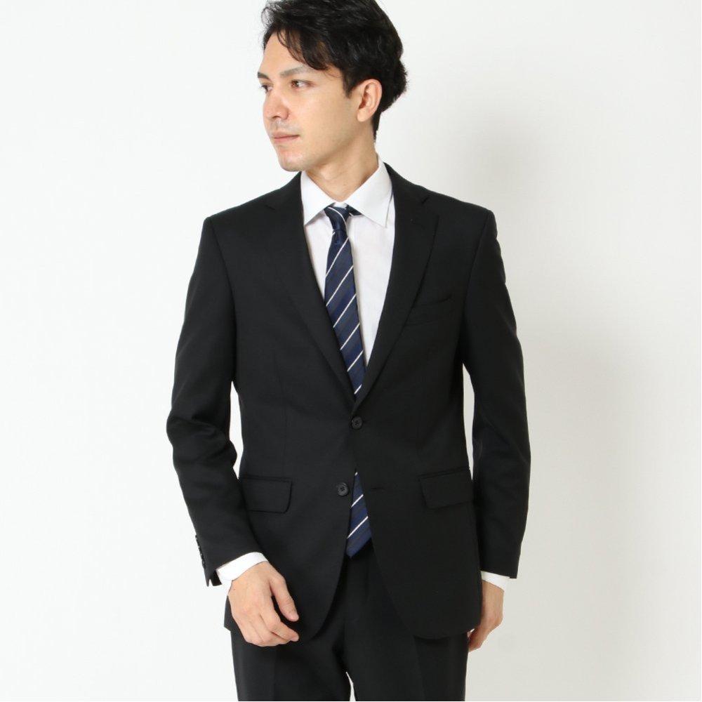 就活スーツ ウール100% ストレッチ 商品画像 (メイン)