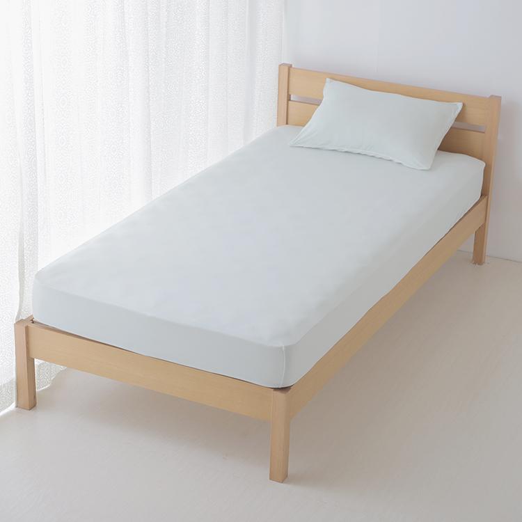 HOME COORDY COLD クール ベッド用ワンタッチシーツ シングル 商品画像 (2)
