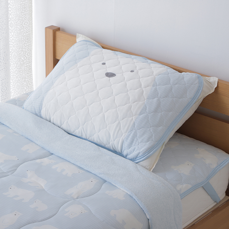HOME COORDY COLD クール&ドライ まくらパッド 43×63cm・50×70cm 兼用 商品画像 (0)
