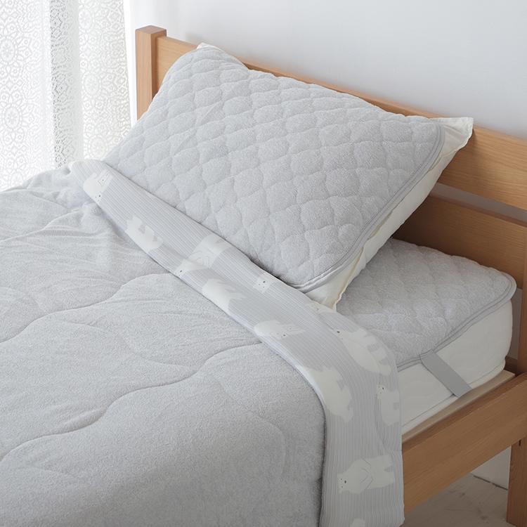 HOME COORDY COLD クール&ドライ まくらパッド 43×63cm・50×70cm 兼用 商品画像 (1)