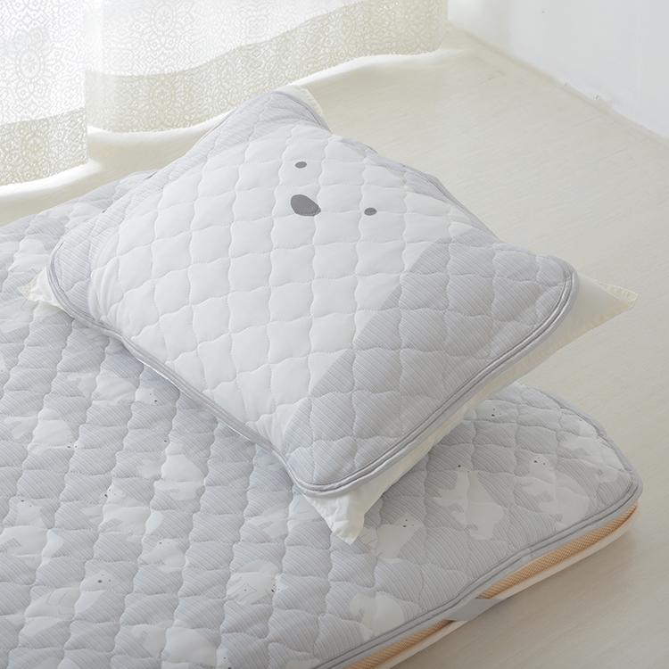 HOME COORDY COLD クール&ドライ まくらパッド 43×63cm・50×70cm 兼用 商品画像 (2)