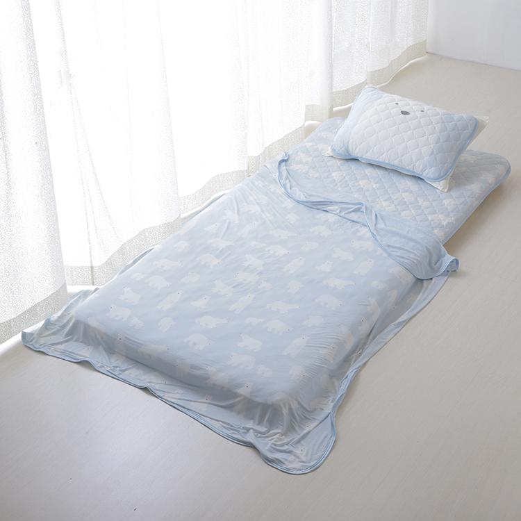 HOME COORDY COLD クール&ドライ タオルケット シングル 商品画像 (3)