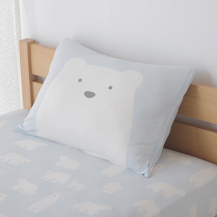 HOME COORDY COLD クール&ドライ まくらカバー 43×63cm用 商品画像 (メイン)