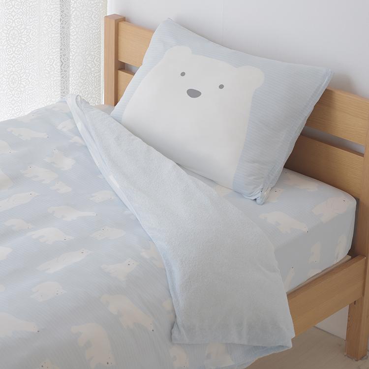 HOME COORDY COLD クール ベッド用ワンタッチシーツ シングル 商品画像 (1)