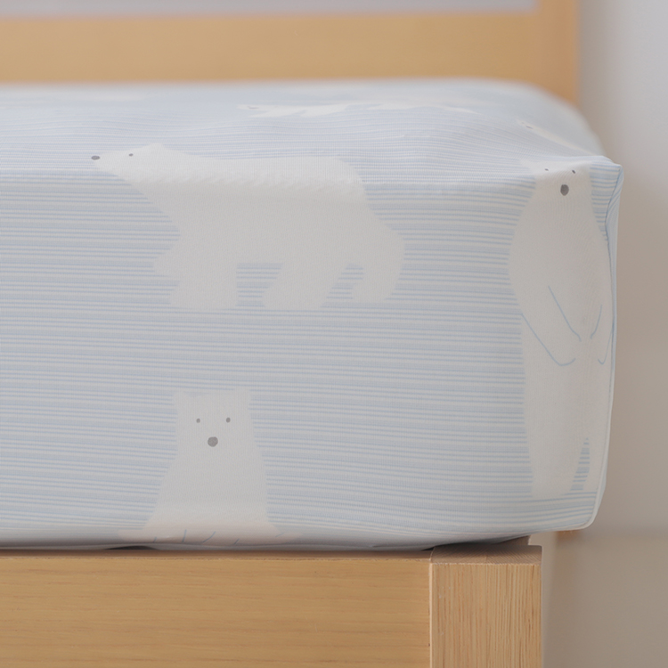 HOME COORDY COLD クール ベッド用ワンタッチシーツ シングル 商品画像 (3)