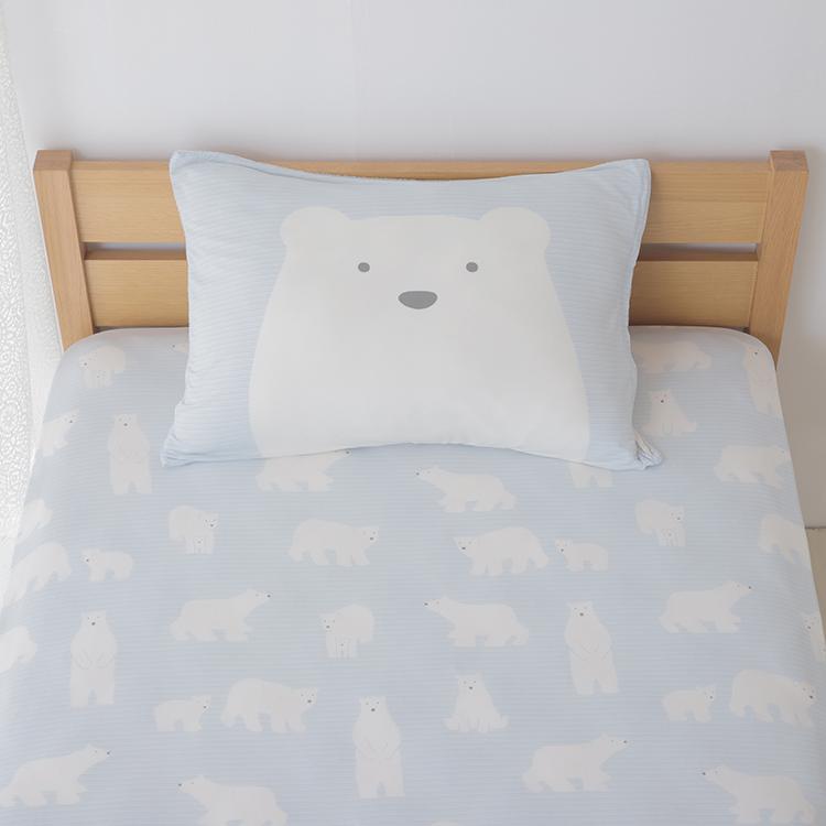 HOME COORDY COLD クール ベッド用ワンタッチシーツ シングル 商品画像 (メイン)