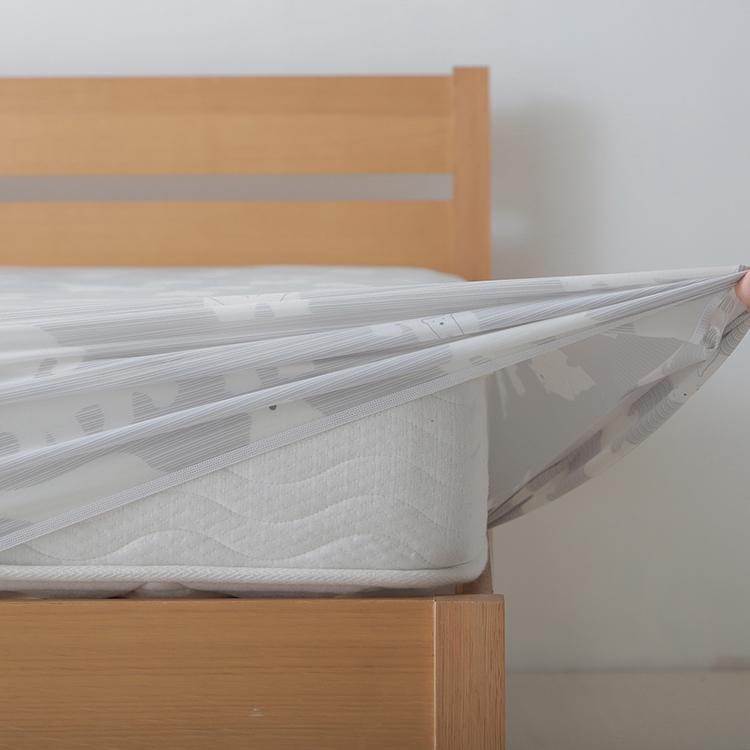 HOME COORDY COLD クール ベッド用ワンタッチシーツ シングル 商品画像 (6)