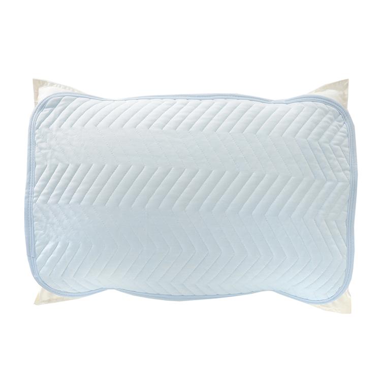 HOME COORDY COLD クール&パイル まくらパッド 43×63cm・50×70cm 兼用 商品画像 (3)
