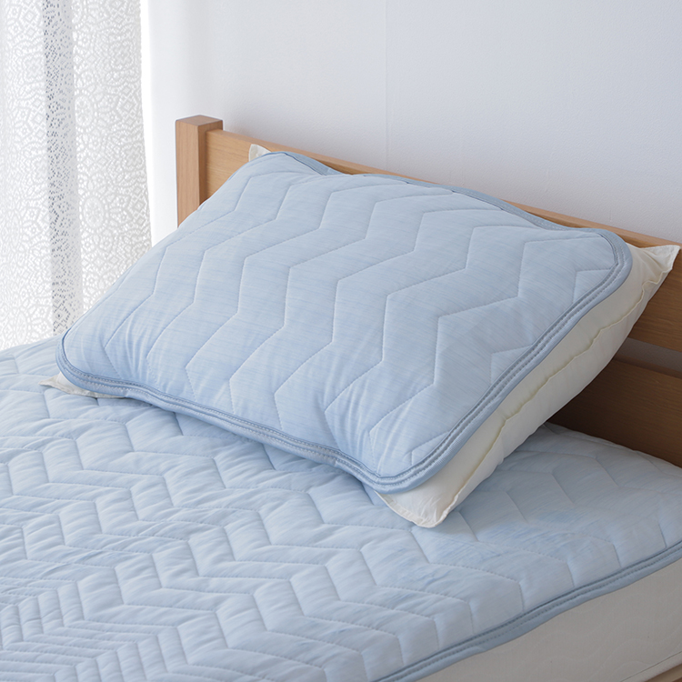 HOME COORDY COLD アイスコールド まくらパッド 43×63cm・50×70cm 兼用 商品画像 (メイン)