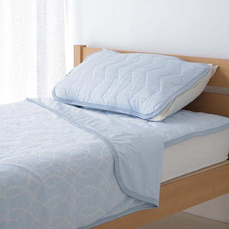 HOME COORDY COLD アイスコールド タオルケット シングル 商品画像 (1)