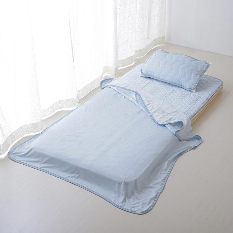 HOME COORDY COLD アイスコールド タオルケット シングル 商品画像 (3)