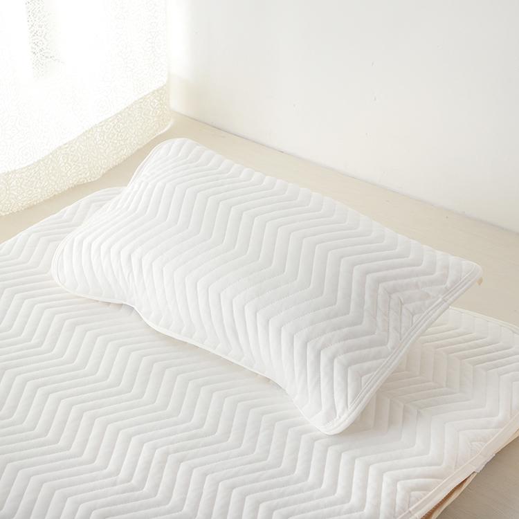 HOME COORDY COLD クール&パイル まくらパッド 43×63cm・50×70cm 兼用 商品画像 (2)