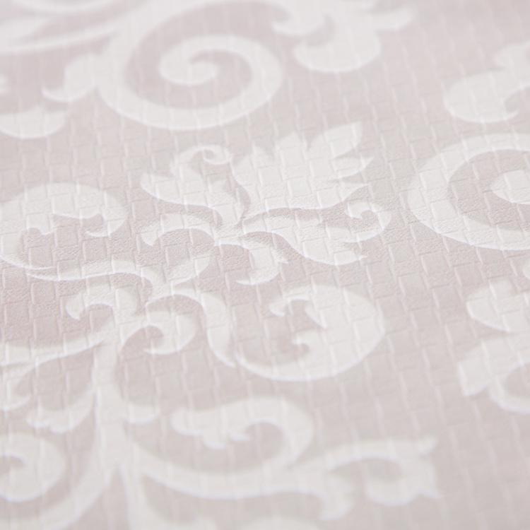 HOME COORDY 汚れがサッとふけるキッチンマット ダマスク 45×180cm 商品画像 (2)