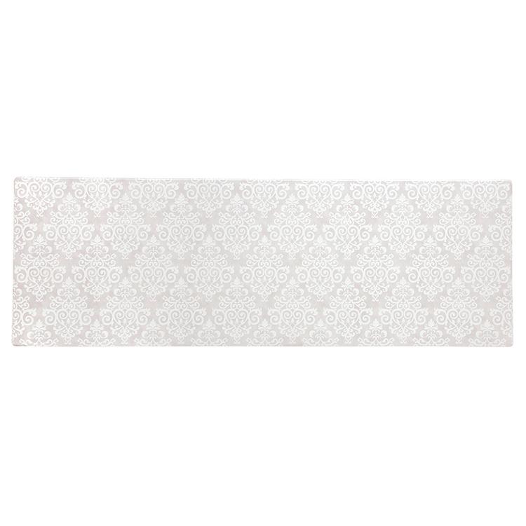 HOME COORDY 汚れがサッとふけるキッチンマット ダマスク 60×180cm 商品画像 (メイン)