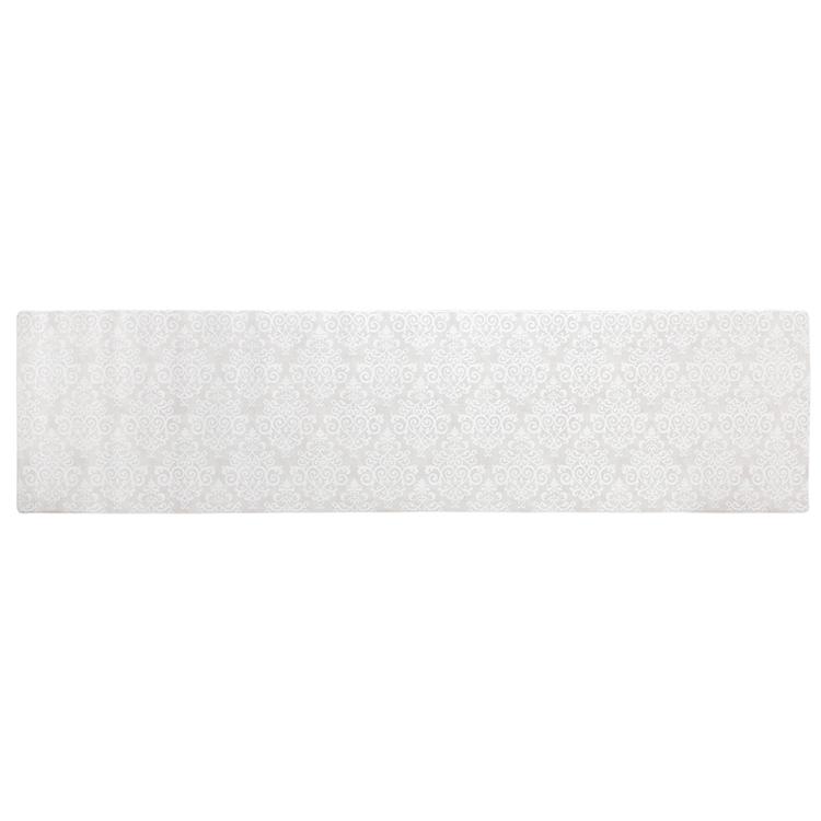 HOME COORDY 汚れがサッとふけるキッチンマット ダマスク 60×240cm 商品画像 (メイン)