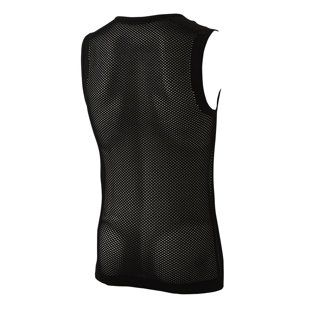 BODY SWITCH 肌側がドライで快適 メッシュ スリーブレスシャツ 商品画像 (0)