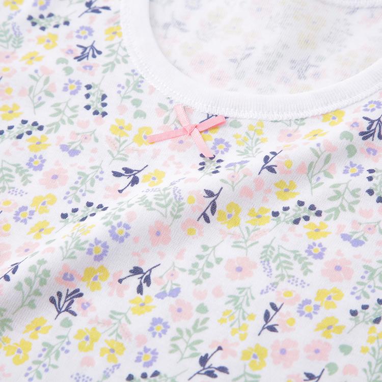オーガニックコットンブレンド 半袖Tシャツ2枚組 商品画像 (1)